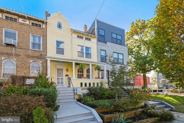 454 Randolph Street NW, WASHINGTON, DC 20011 (#DCDC493404) :: Tom & Cindy and Associates