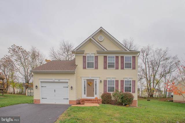 483 Talisman Drive, MARTINSBURG, WV 25403 (#WVBE181380) :: Blackwell Real Estate