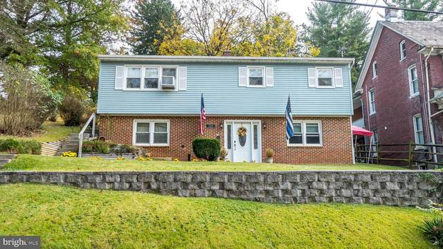 119 Church Street, GLEN ROCK, PA 17327 (#PAYK147886) :: The Heather Neidlinger Team With Berkshire Hathaway HomeServices Homesale Realty