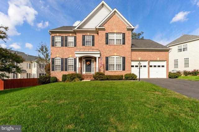 14001 Baneberry Circle, MANASSAS, VA 20112 (#VAPW507734) :: The Schiff Home Team