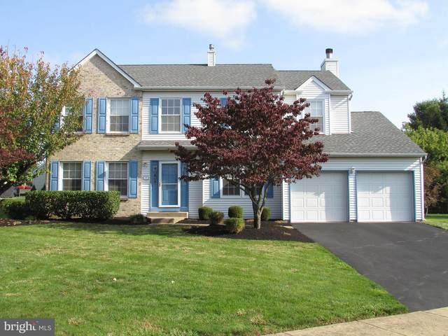 3 Denton Circle, NEWTOWN, PA 18940 (#PABU509968) :: Colgan Real Estate