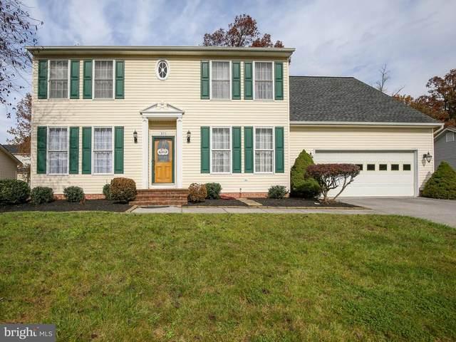 305 Asbury Road, WINCHESTER, VA 22602 (#VAFV160474) :: V Sells & Associates | Keller Williams Integrity