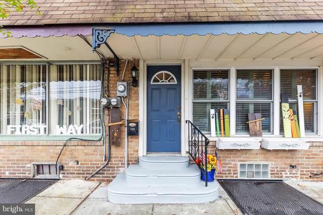 526 Richey Avenue, COLLINGSWOOD, NJ 08107 (#NJCD405716) :: McClain-Williamson Realty, LLC.