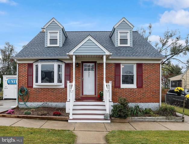 321 6TH Avenue, BALTIMORE, MD 21225 (#MDAA450670) :: ExecuHome Realty