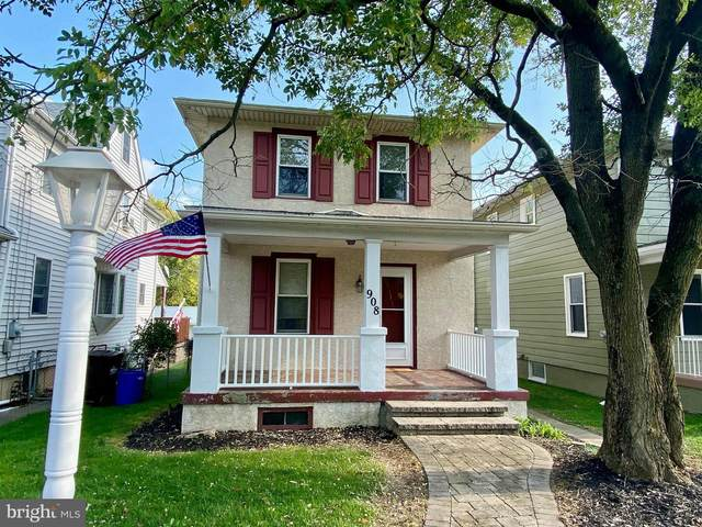 908 Main Street, BALLY, PA 19503 (#PABK366062) :: Century 21 Dale Realty Co
