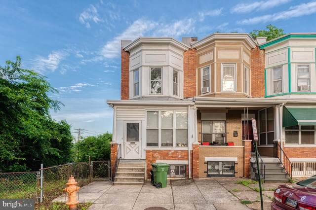 1500 Moreland Avenue, BALTIMORE, MD 21216 (#MDBA528846) :: The Bob & Ronna Group