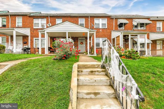 3036 Mayfield Avenue, BALTIMORE, MD 21213 (#MDBA528848) :: The MD Home Team