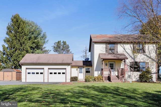 4745 Catholic Church Road, KNOXVILLE, MD 21758 (#MDFR272770) :: The Redux Group
