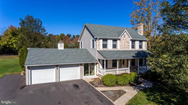 770 Geigel Hill Road, OTTSVILLE, PA 18942 (#PABU509992) :: Lucido Agency of Keller Williams