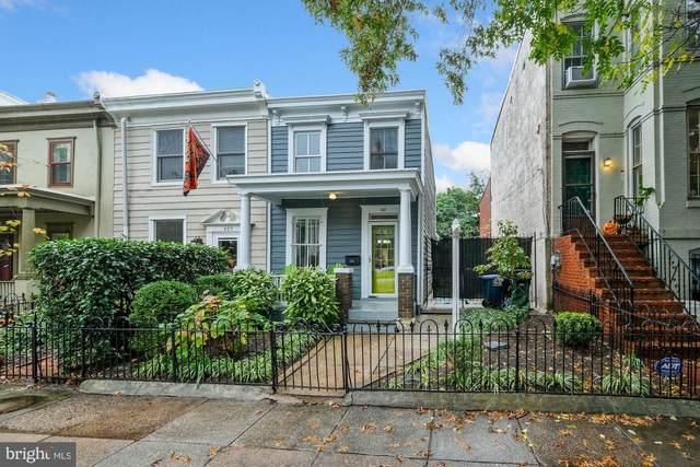 607 E Street SE, WASHINGTON, DC 20003 (#DCDC493450) :: Lucido Agency of Keller Williams