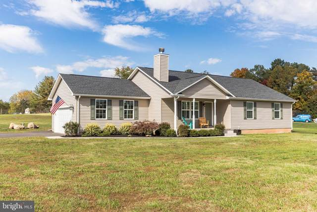 1550 Courthouse Road, CATLETT, VA 20119 (#VAFQ167872) :: Certificate Homes