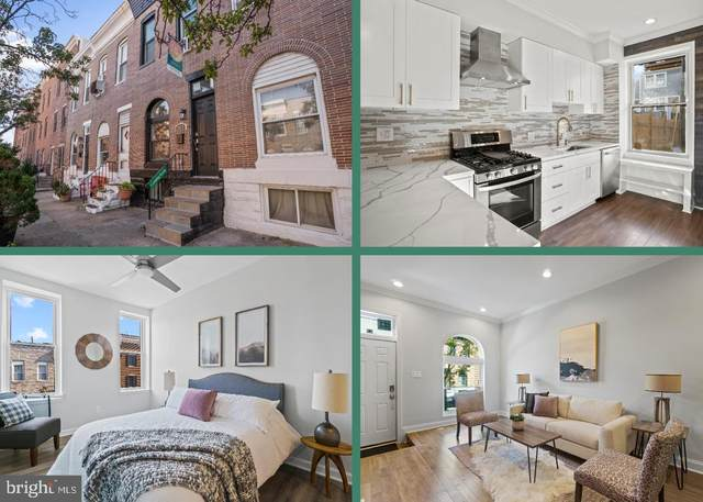 1824 Jackson Street, BALTIMORE, MD 21230 (#MDBA528866) :: Peter Knapp Realty Group