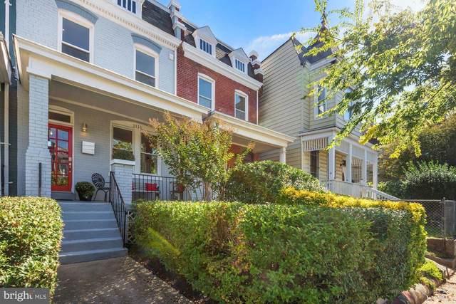 2111 4TH Street NE, WASHINGTON, DC 20002 (#DCDC493474) :: Crossman & Co. Real Estate