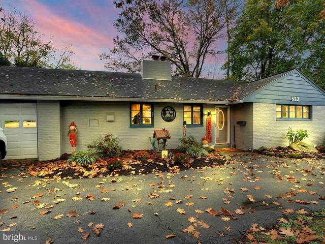 822 Grandview Road, AKRON, PA 17501 (#PALA172416) :: Linda Dale Real Estate Experts