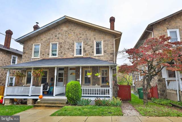 424 Renfrew Avenue, AMBLER, PA 19002 (#PAMC668378) :: Linda Dale Real Estate Experts