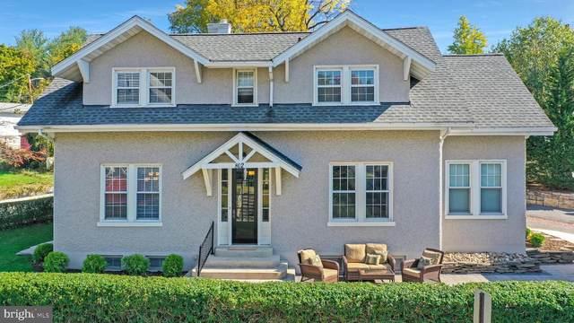 802 Fayette Street, CUMBERLAND, MD 21502 (#MDAL135618) :: Blackwell Real Estate
