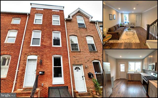 1815 E Lombard Street, BALTIMORE, MD 21231 (#MDBA528886) :: Ultimate Selling Team