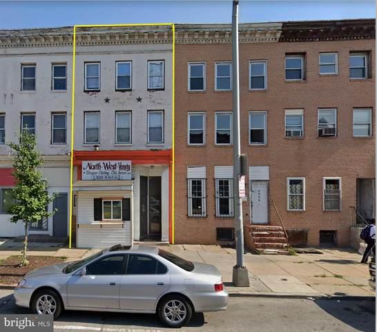 1338 W North Avenue, BALTIMORE, MD 21217 (#MDBA528888) :: SURE Sales Group