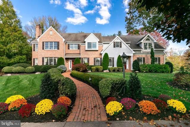 733 Jamie Drive, MOORESTOWN, NJ 08057 (#NJBL384800) :: Holloway Real Estate Group