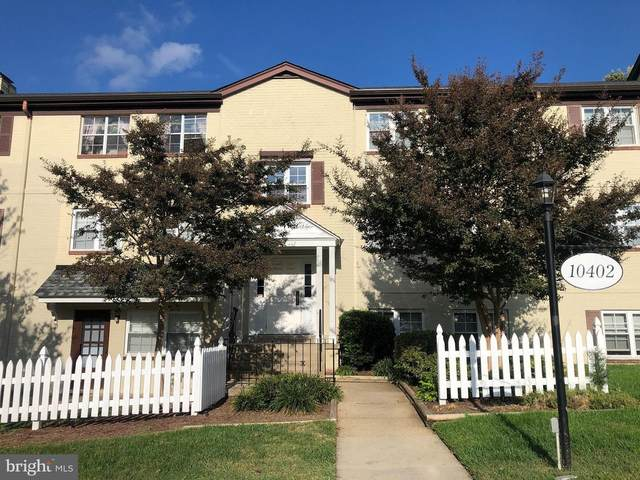 10402 46TH Avenue #103, BELTSVILLE, MD 20705 (#MDPG585574) :: Tom & Cindy and Associates