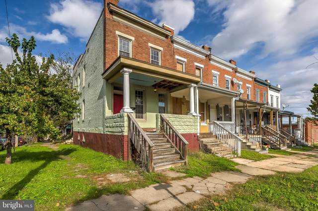 2813 Maisel Street, BALTIMORE, MD 21230 (#MDBA528902) :: Great Falls Great Homes