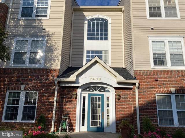 2498 Amber Orchard Court E #202, ODENTON, MD 21113 (#MDAA450714) :: RE/MAX 1st Realty