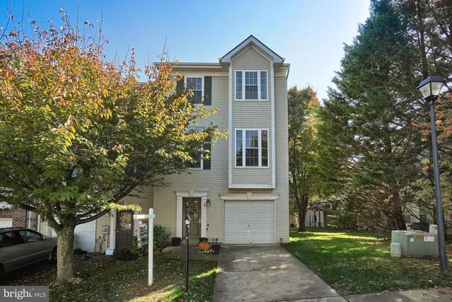 1 Diamond Hill Court, GERMANTOWN, MD 20874 (#MDMC731510) :: Bic DeCaro & Associates