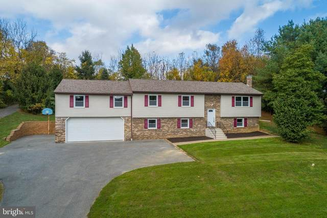 4231 Hill Terrace Drive, READING, PA 19608 (#PABK366088) :: Iron Valley Real Estate