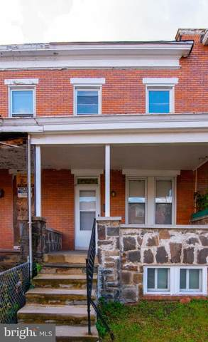163 N Monastery Avenue, BALTIMORE, MD 21229 (#MDBA528910) :: The Bob & Ronna Group