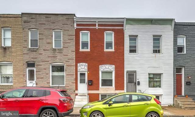 2641 Hampden Avenue, BALTIMORE, MD 21211 (#MDBA528914) :: The Licata Group/Keller Williams Realty