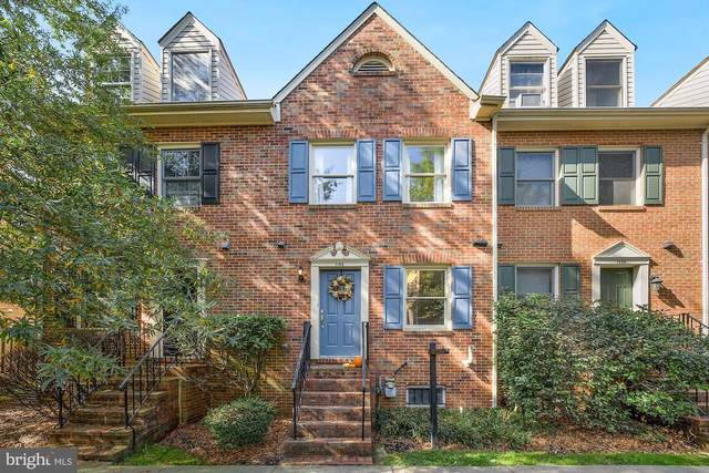 1168 N Vermont Street, ARLINGTON, VA 22201 (#VAAR171826) :: The Licata Group/Keller Williams Realty