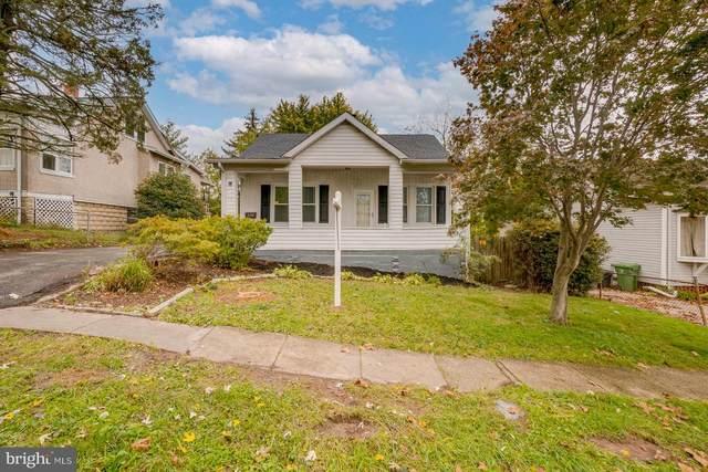 6109 Birchwood Avenue, BALTIMORE, MD 21214 (#MDBA528926) :: Blackwell Real Estate