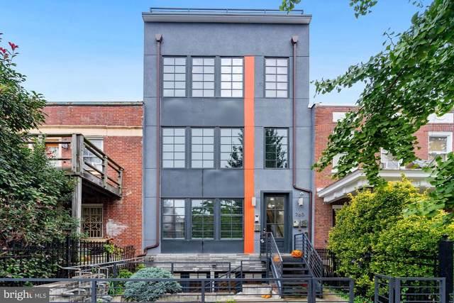 763 Morton Street NW #1, WASHINGTON, DC 20010 (#DCDC493534) :: The Redux Group