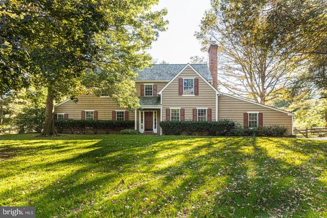 3 W Bridlewood Drive, NEW HOPE, PA 18938 (#PABU510020) :: Nexthome Force Realty Partners