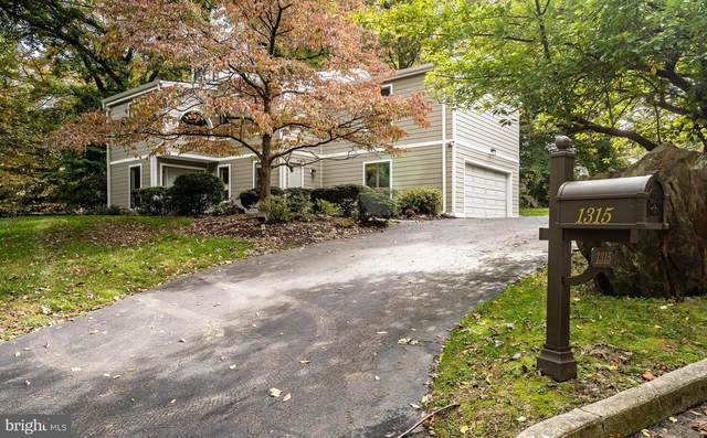 1315 Hollow Cove Road, NARBERTH, PA 19072 (#PAMC668414) :: Bob Lucido Team of Keller Williams Integrity