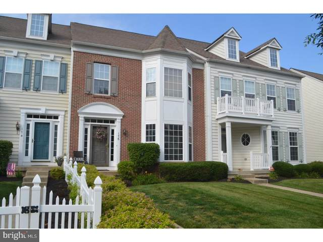 176 Pipers Inn Drive, FOUNTAINVILLE, PA 18923 (#PABU510028) :: Nexthome Force Realty Partners