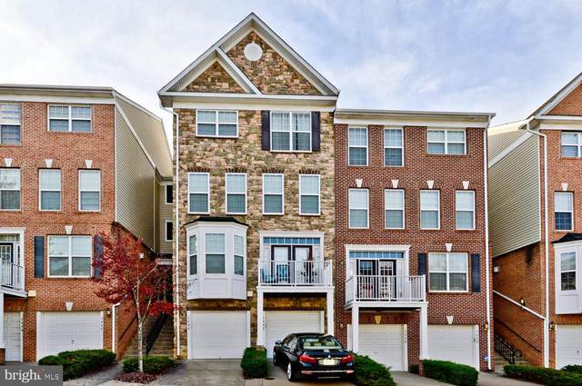 3444 Carriage Walk Court 22-B, LAUREL, MD 20724 (#MDAA450728) :: Keller Williams Flagship of Maryland