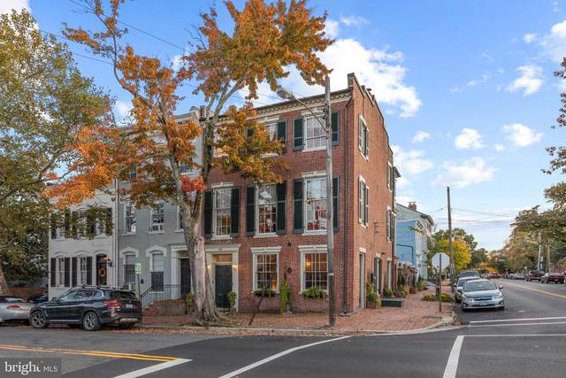 526 Queen Street, ALEXANDRIA, VA 22314 (#VAAX252554) :: Corner House Realty