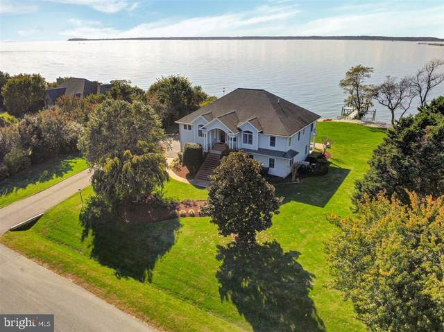 2842 Cox Neck Road, CHESTER, MD 21619 (#MDQA145724) :: The Riffle Group of Keller Williams Select Realtors