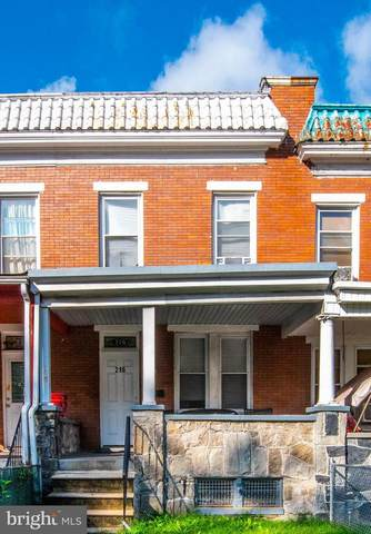 216 N Hilton Street, BALTIMORE, MD 21229 (#MDBA528954) :: Integrity Home Team