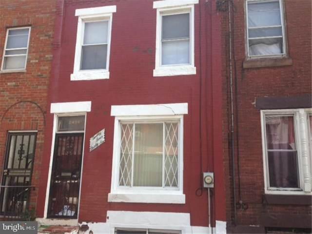2436 W Oakdale Street, PHILADELPHIA, PA 19132 (#PAPH948352) :: LoCoMusings