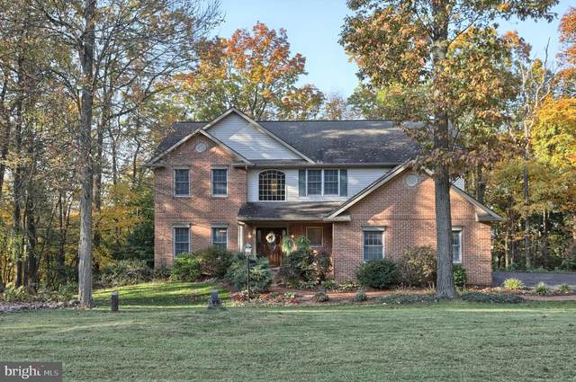 621 Horseshoe Trail Drive, LEBANON, PA 17042 (#PALN116458) :: The Heather Neidlinger Team With Berkshire Hathaway HomeServices Homesale Realty