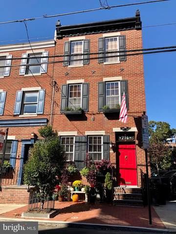 716 S 8TH Street, PHILADELPHIA, PA 19147 (MLS #PAPH948360) :: Kiliszek Real Estate Experts