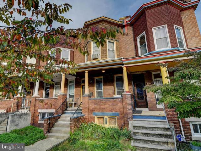 2725 Guilford Avenue, BALTIMORE, MD 21218 (#MDBA528974) :: SURE Sales Group