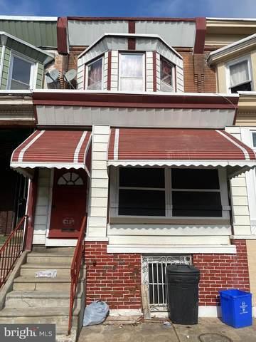 2235 W Somerset Street, PHILADELPHIA, PA 19132 (#PAPH948394) :: Keller Williams Realty - Matt Fetick Team