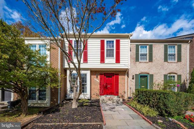 9811 Maple Leaf Drive, MONTGOMERY VILLAGE, MD 20886 (#MDMC731602) :: Certificate Homes