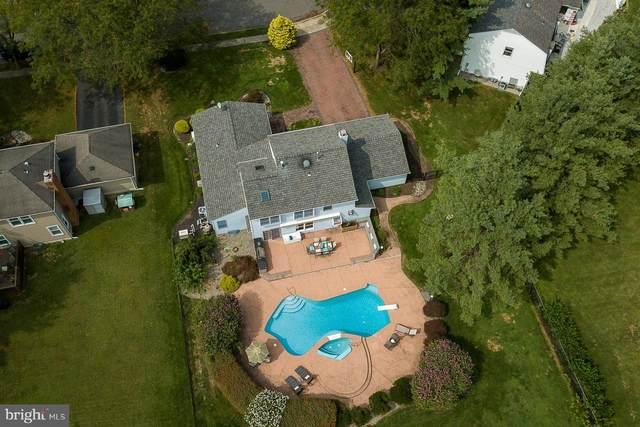 12 Cedar Court, WEST WINDSOR, NJ 08550 (#NJME303710) :: Daunno Realty Services, LLC