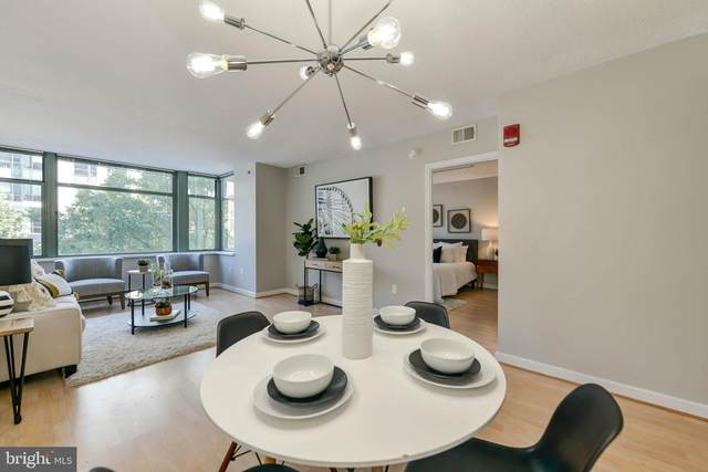 1150 K Street NW #304, WASHINGTON, DC 20005 (#DCDC493606) :: Bic DeCaro & Associates