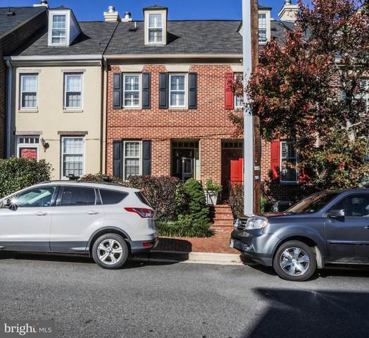 623 S Columbus Street, ALEXANDRIA, VA 22314 (#VAAX252566) :: Corner House Realty
