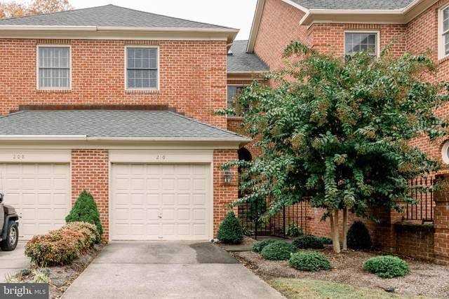 210 Wellington Court, BEL AIR, MD 21014 (#MDHR253322) :: The Sky Group